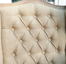 Load image into Gallery viewer, Marseilles Wingback - Oatmeal