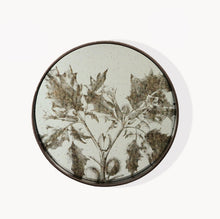 Load image into Gallery viewer, Botanical Round Mirror