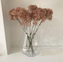 Load image into Gallery viewer, Faux Dried Elderberry Sprays - Pink (Set of 5)