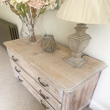 Load image into Gallery viewer, Chest Of Drawers - Lime Wash