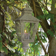 Load image into Gallery viewer, Hanging Lantern Taverna - Rustic Grey