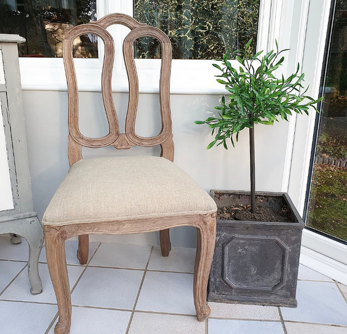 Marseilles Chair - Oatmeal - www.proven-salle.com