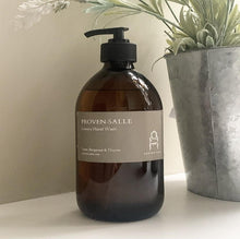 Load image into Gallery viewer, Lime, Bergamot and Thyme Luxury Hand Wash - 500ml
