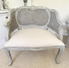 Load image into Gallery viewer, French Style Rattan Chair / Two-Seater / Set - Taupe