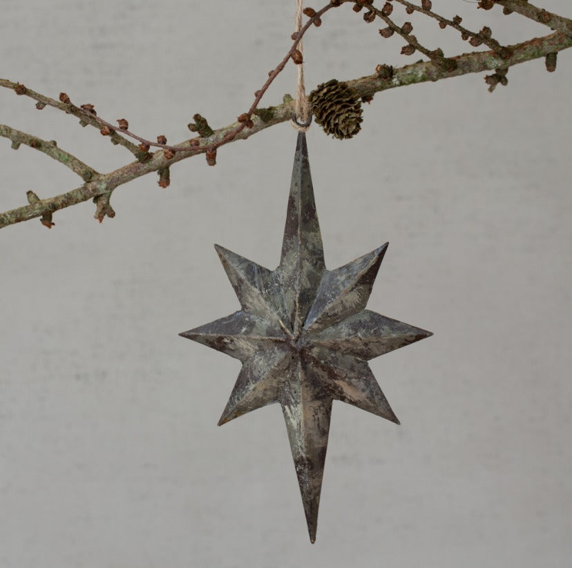 Vintage Style Star Decoration