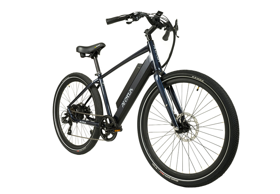 eBike P3 Azul Oscuro - P3 Cycles