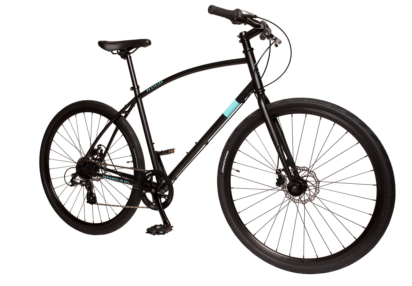 Hibrida Negra - P3 Cycles