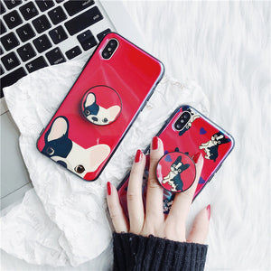 Expanding iPhone Case - BullyPaw
