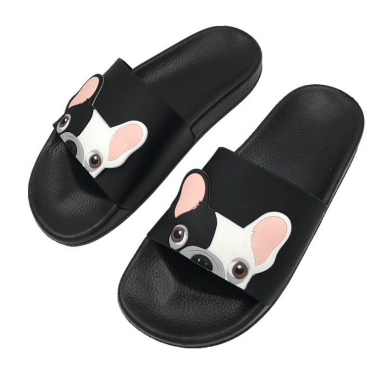 Frenchie Slippers - BullyPaw