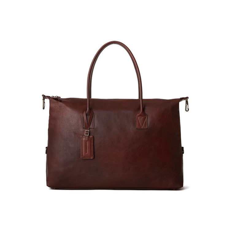 Antique Leather Boston - MOTHERHOUSE