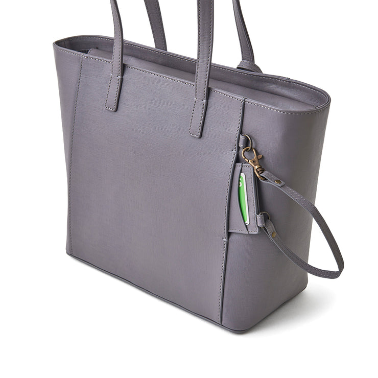 Soft Emboss Tote - MOTHERHOUSE