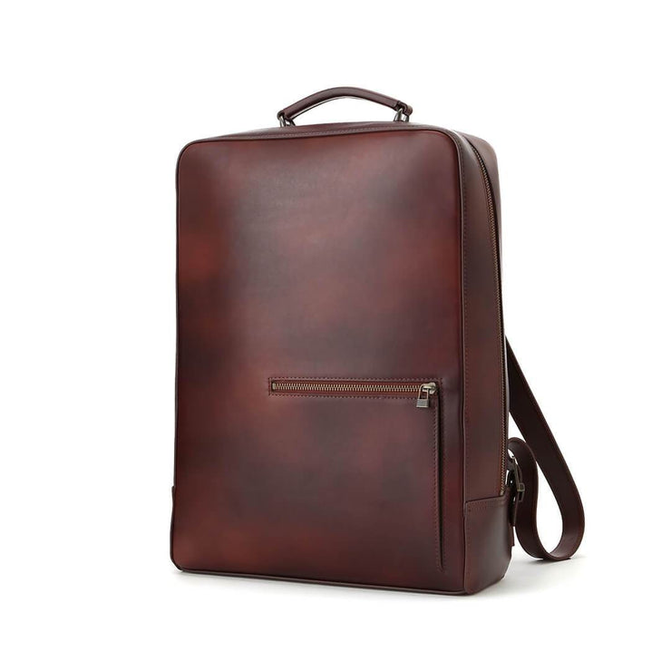 Antique Square Backpack Large