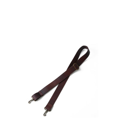 Antique Leather Shoulder Strap - MOTHERHOUSE