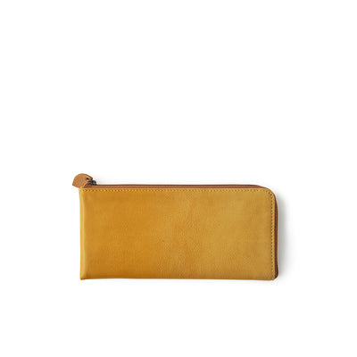 Hanabira L Style Slim Long Wallet (Gradation)