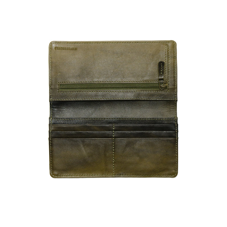 Icho Slim Long Wallet - MOTHERHOUSE