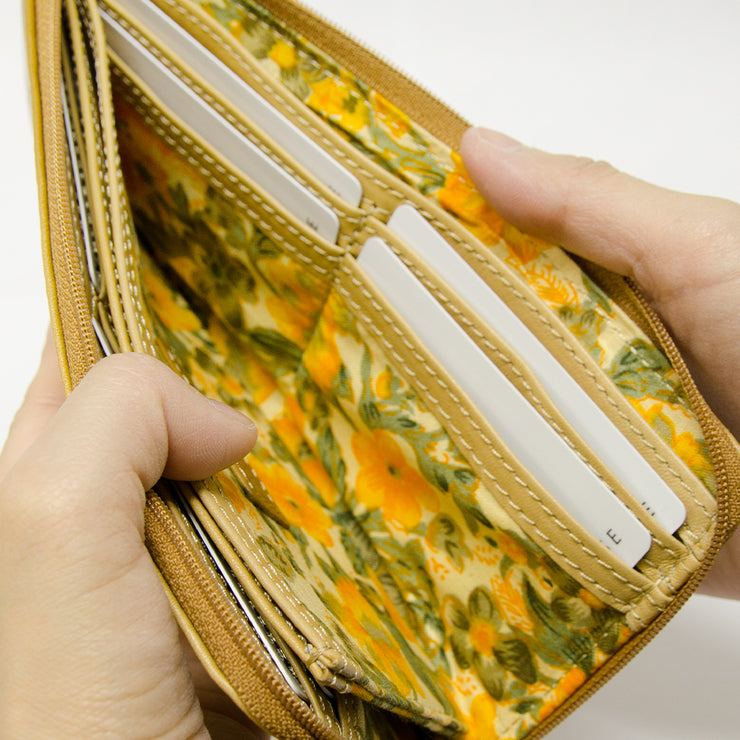 Komorebi L Style Long Wallet - MOTHERHOUSE