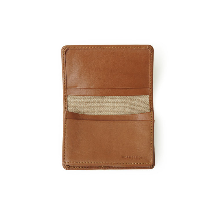 Jute Card Case - MOTHERHOUSE