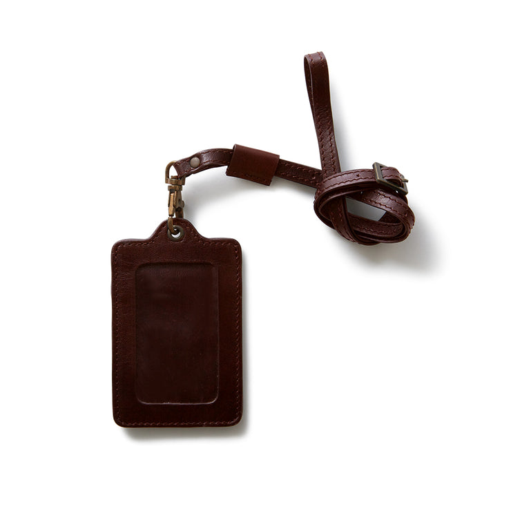 Antique ID Holder (V)