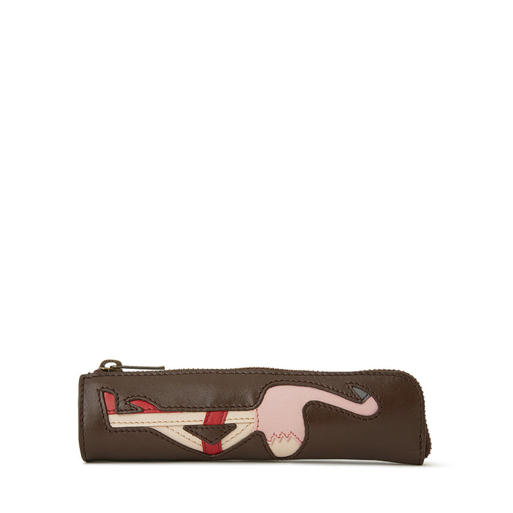 Flamingo Pen Case - MOTHERHOUSE