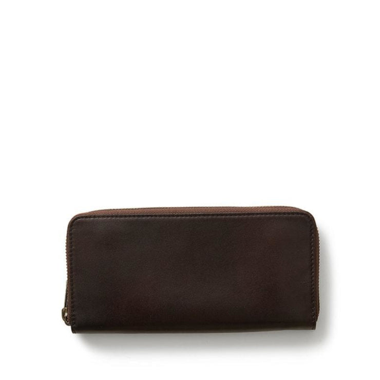 Antique Round Long Wallet - MOTHERHOUSE