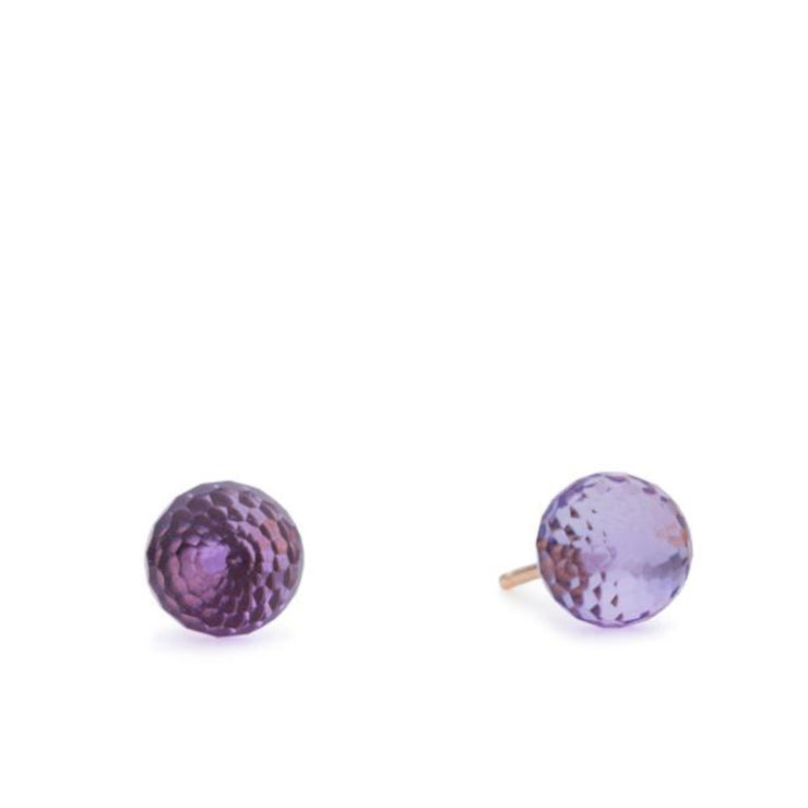Berry Facet(Pierced earrings) - MOTHERHOUSE