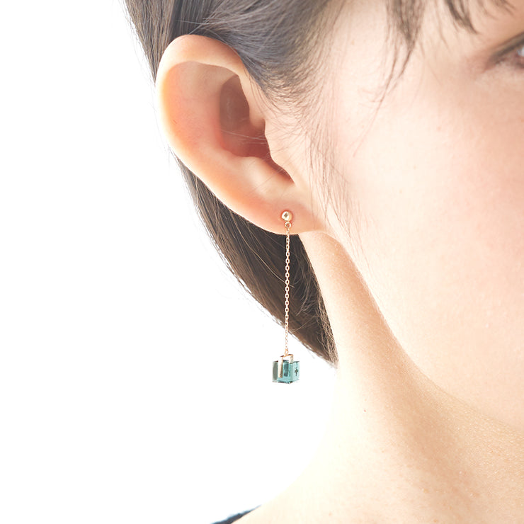 Kobako Pierced Earrings - MOTHERHOUSE