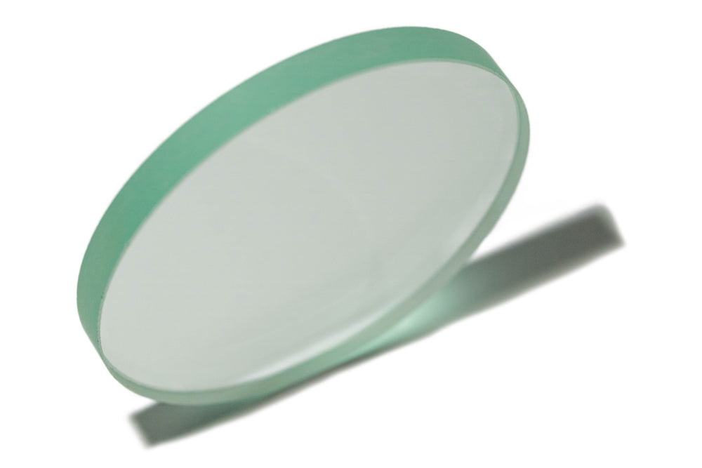 Spinning Base - 100mm Glass Concave Lens