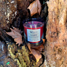 Load image into Gallery viewer, SALE! Mabon Harvest Feast Sabbat Candle