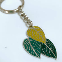 Load image into Gallery viewer, Philodendron Micans Pin/Keyring