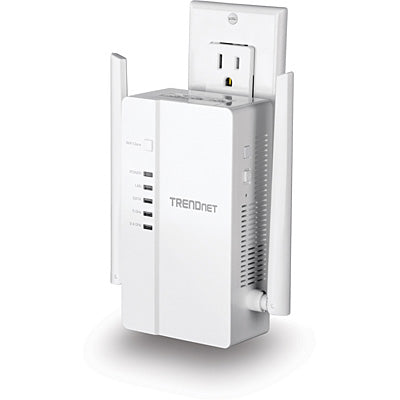 TRENDnet's WiFi Everywhere™ Powerline 1200 AV2 Wireless Kit