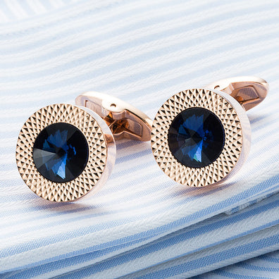 The Gem Men's Cufflink