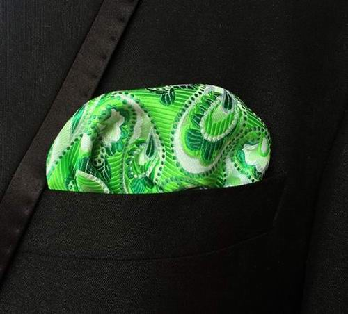 The Light Men's Pocket Square