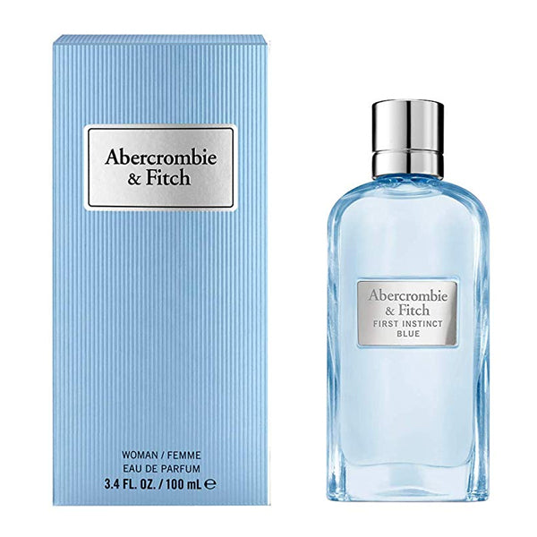 25be32fffd6 Women s Perfume First Instinct Blue Abercrombie   Fitch EDP ...