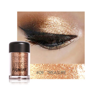 Waterproof  Glitter Eyeshadow Powder
