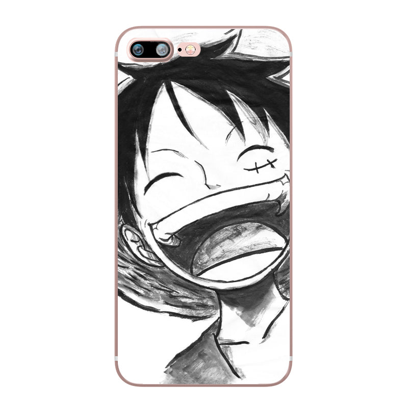 One Piece Apple iPhone Cases