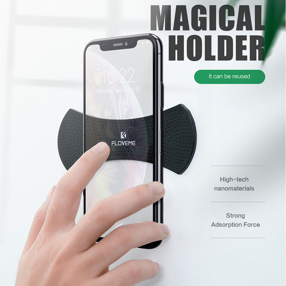 Universal-magic-sticky-phone-holder