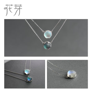 Aurora Charm Necklace
