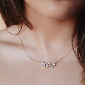 The Ridge Diamond Necklace