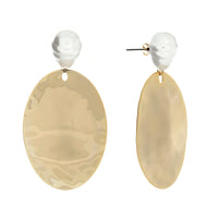 Nilda Statement Pearl Earrings