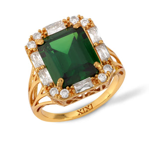 The Marie Ring Emerald