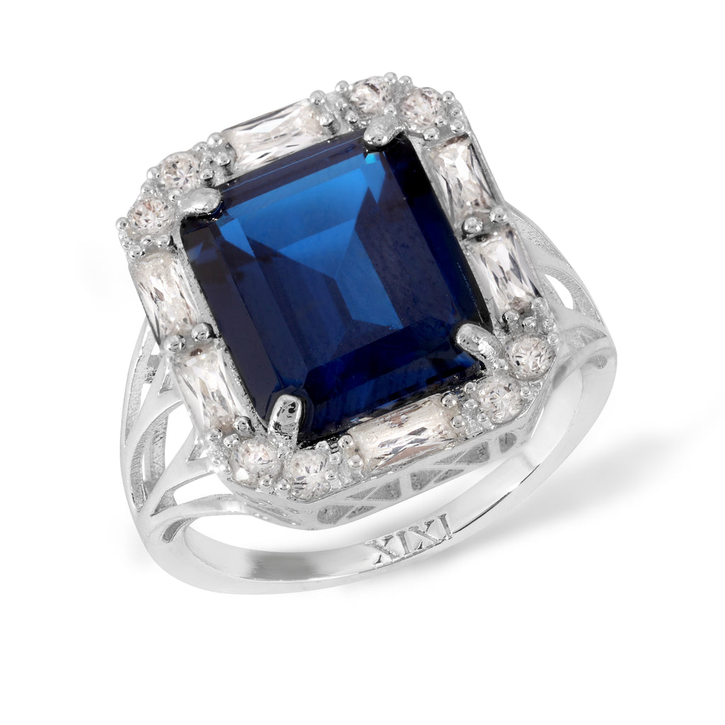 The Marie Ring Sapphire