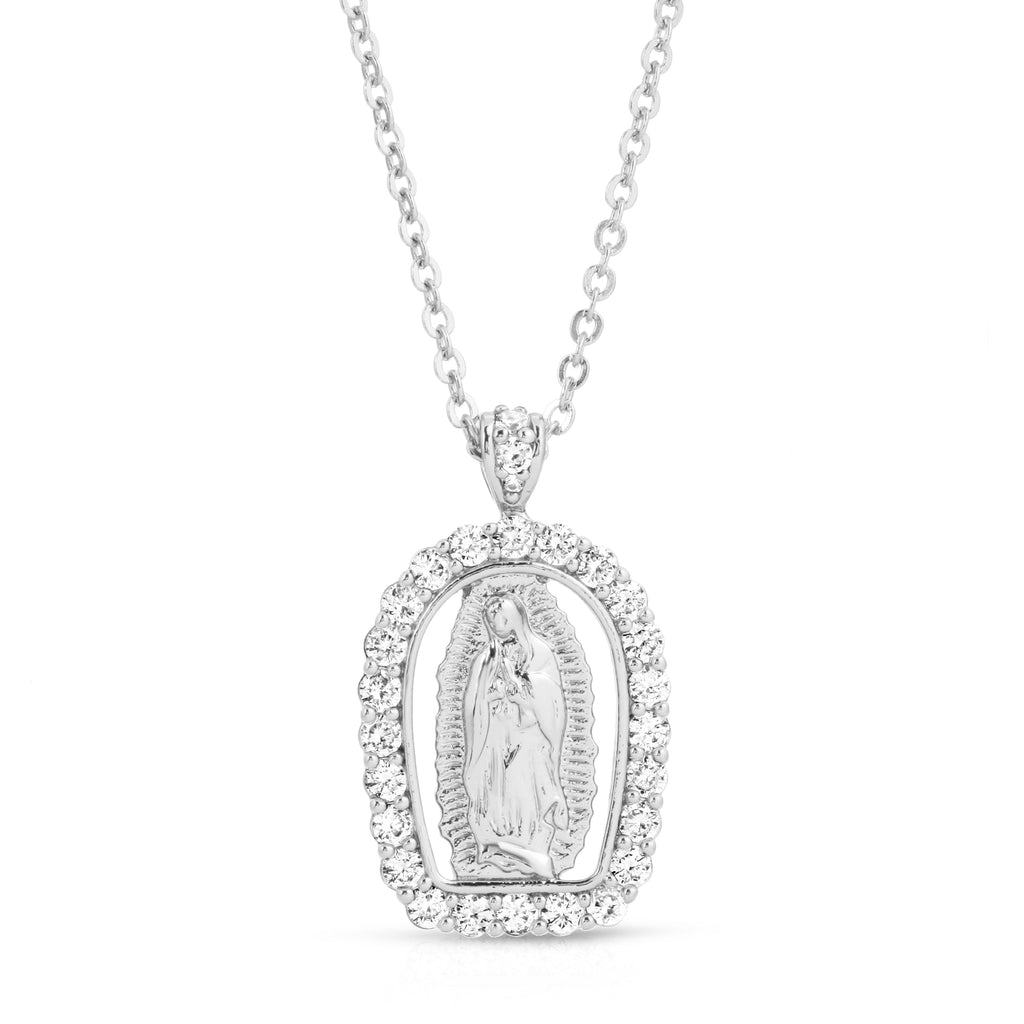The All Saints Necklace Silver