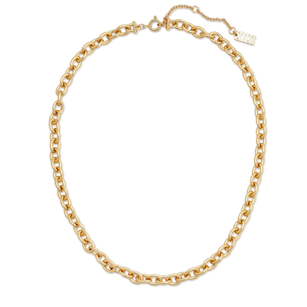 The TriBeCa Chain Necklace