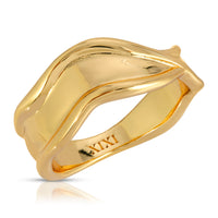 The Golden Touch Ring