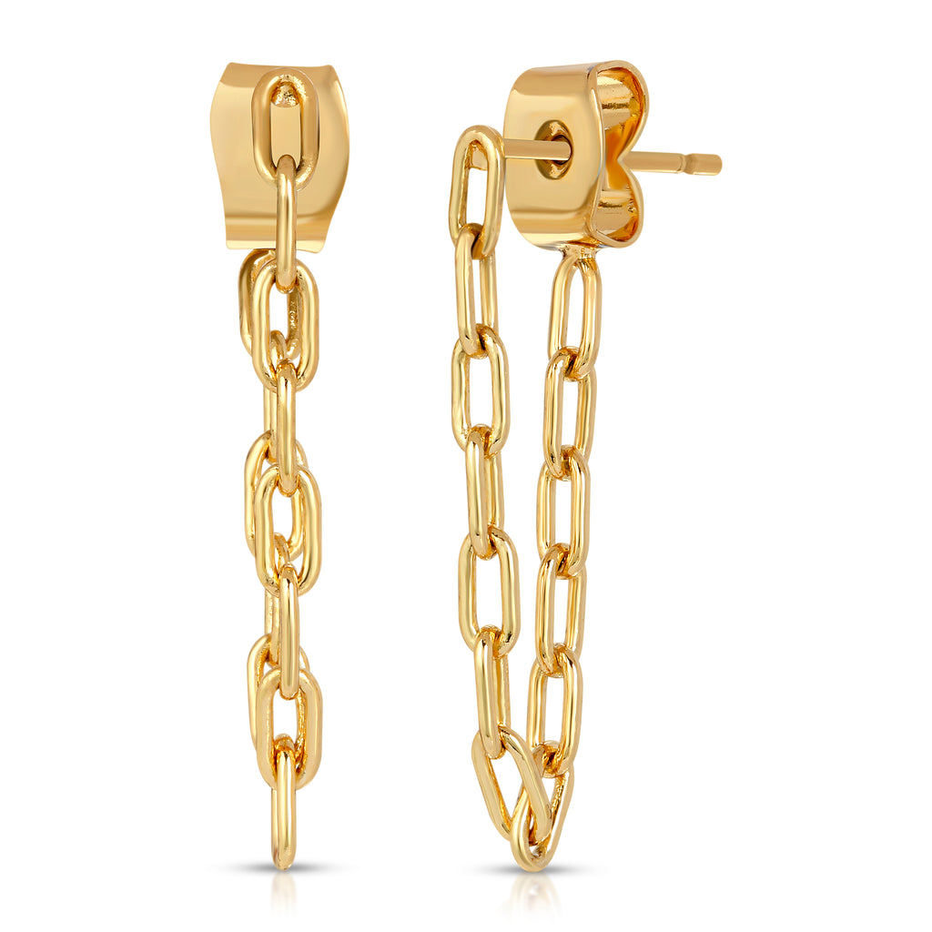 The Chelsea Chain Earrings