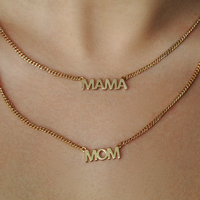The Mom Necklace