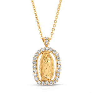 The All Saints Necklace Gold