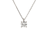 The Solitaire Necklace