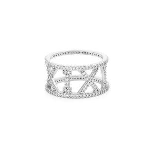 XIXI So N.Y.Ring Silver