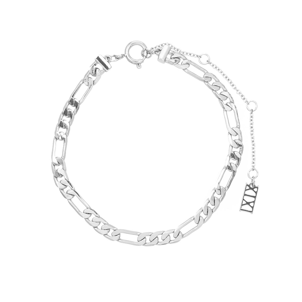 L.E.S Anklet Silver